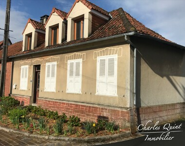 Sale House 3 rooms 57m² Montreuil (62170) - photo