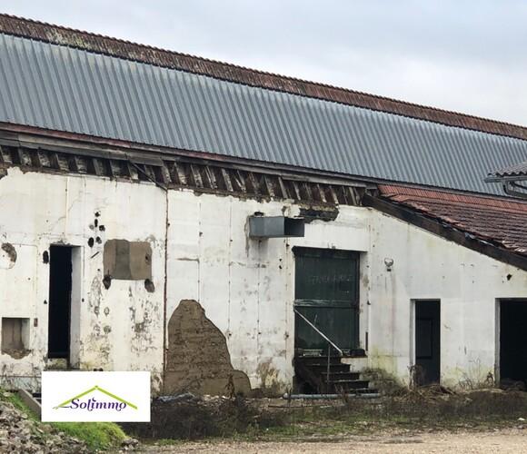 Vente Local industriel 1 pièce 311m² Les Abrets en Dauphiné (38490) - photo