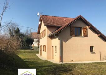 Vente Maison 5 pièces 112m² Le Pont-de-Beauvoisin (38480) - Photo 1