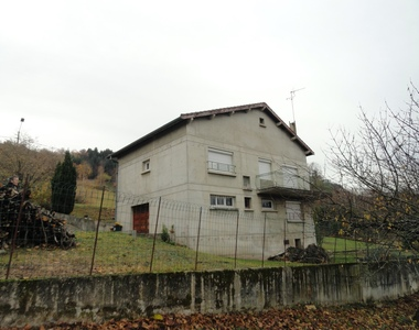 Vente Maison 5 pièces Saint-Chamond (42400) - photo