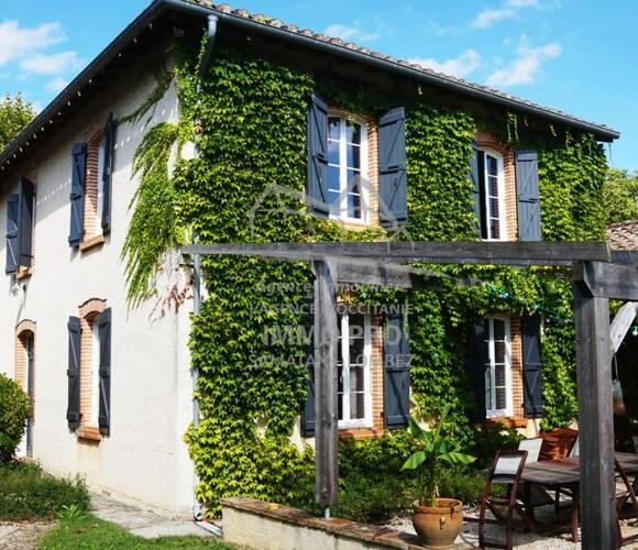 Vente Maison 16 pièces 400m² Samatan (32130) - photo