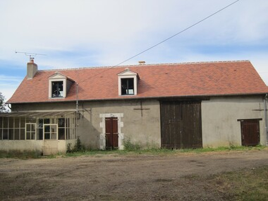 Location Maison 3 pièces 67m² Sacierges-Saint-Martin (36170) - photo