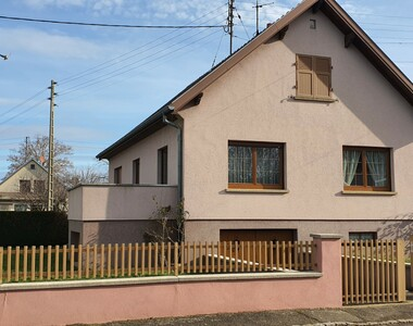 Vente Maison 6 pièces 115m² Ruelisheim (68270) - photo