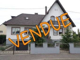 Vente Maison 9 pièces 190m² Bartenheim (68870) - photo