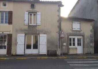 Vente Maison 4 pièces 85m² Allonne (79130) - photo