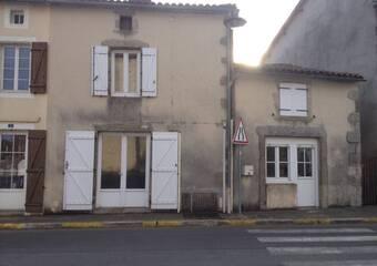 Vente Maison 4 pièces 85m² Allonne (79130) - photo