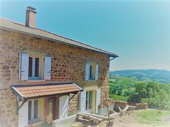 Vente Maison 8 pièces 153m² Chamelet (69620) - Photo 1