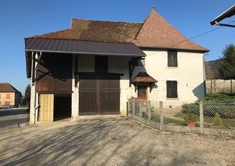 Vente Maison 7 pièces 90m² Merlas (38620) - photo