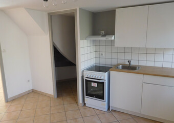 Renting Apartment 4 rooms 90m² Luxeuil-les-Bains (70300) - photo