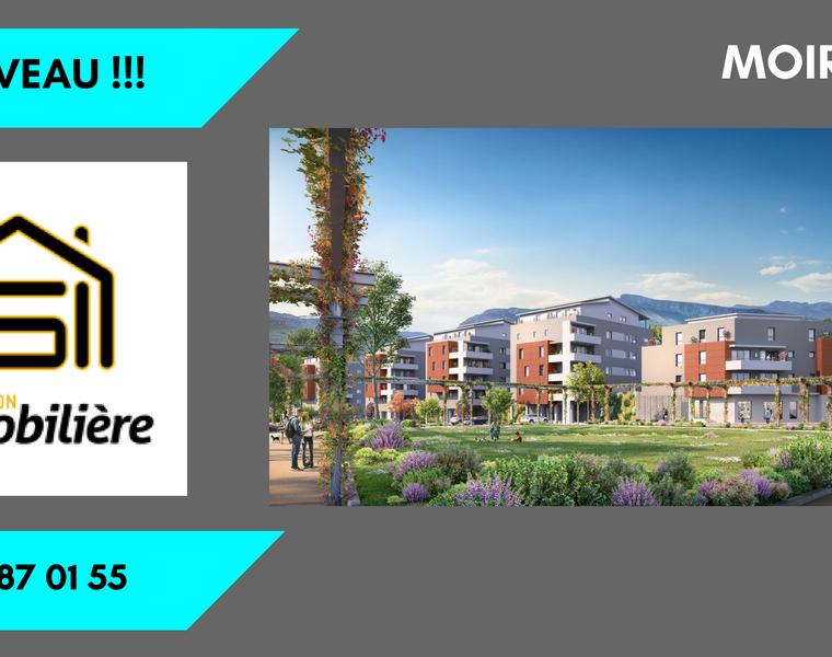 Sale Apartment 2 rooms 45m² Moirans (38430) - photo