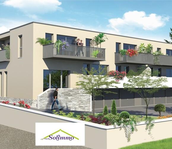 Vente Appartement 2 pièces 44m² Les Abrets (38490) - photo