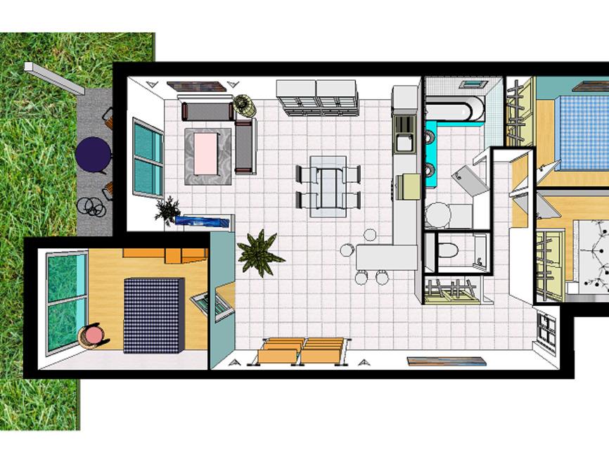 Vente appartement montbonnot saint martin 38330 301230 - Le garage montbonnot saint martin ...
