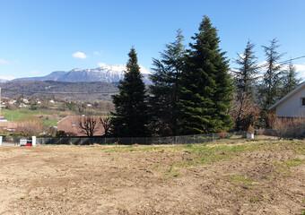 Vente Terrain 602m² Coublevie (38500) - photo