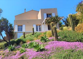 Sale House 8 rooms 246m² Île du Levant (83400) - photo