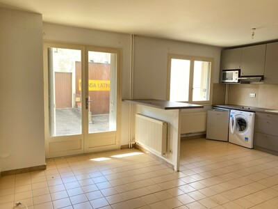 Location Appartement 2 pièces 40m² Saint-Étienne (42000) - photo