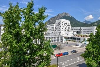 Sale Apartment 3 rooms 73m² Grenoble (38000) - photo