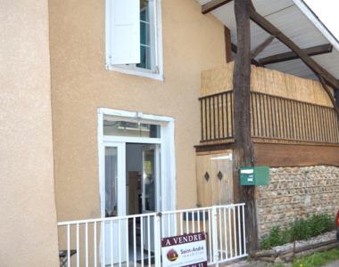 Vente Maison 3 pièces 80m² Saint-Siméon-de-Bressieux (38870) - photo