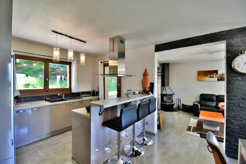 Vente Maison 4 pièces 115m² Saint-Cergues (74140) - photo