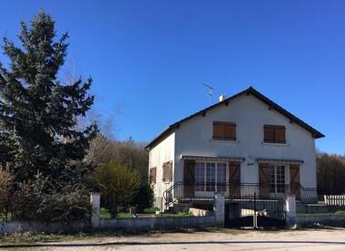 Vente Maison 4 pièces 117m² Ouzouer-sur-Trézée (45250) - photo
