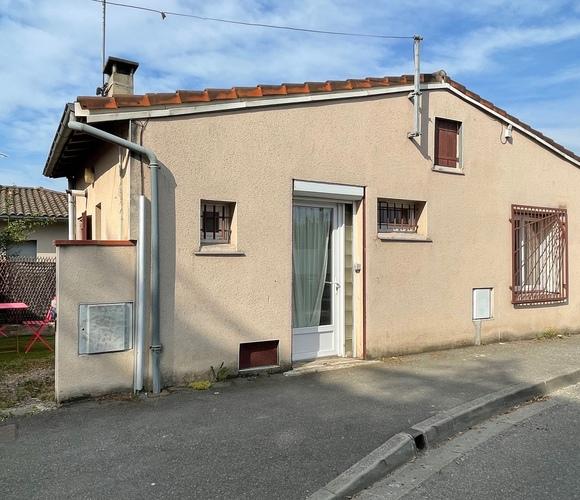 Vente Maison 2 pièces 35m² Toulouse (31100) - photo