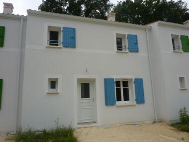 Vente Maison 3 pièces 59m² Breuillet (17920) - photo