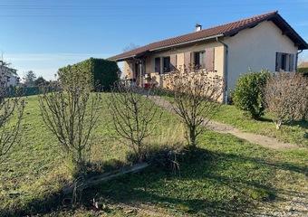 Vente Maison 4 pièces 100m² Jarcieu (38270) - Photo 1