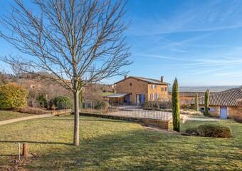 Vente Maison 14 pièces 400m² Liergues (69400) - photo