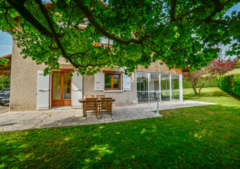 Vente Maison 7 pièces 185m² Bilieu (38850) - photo