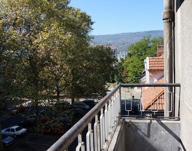 Vente Appartement 30m² Grenoble (38100) - photo