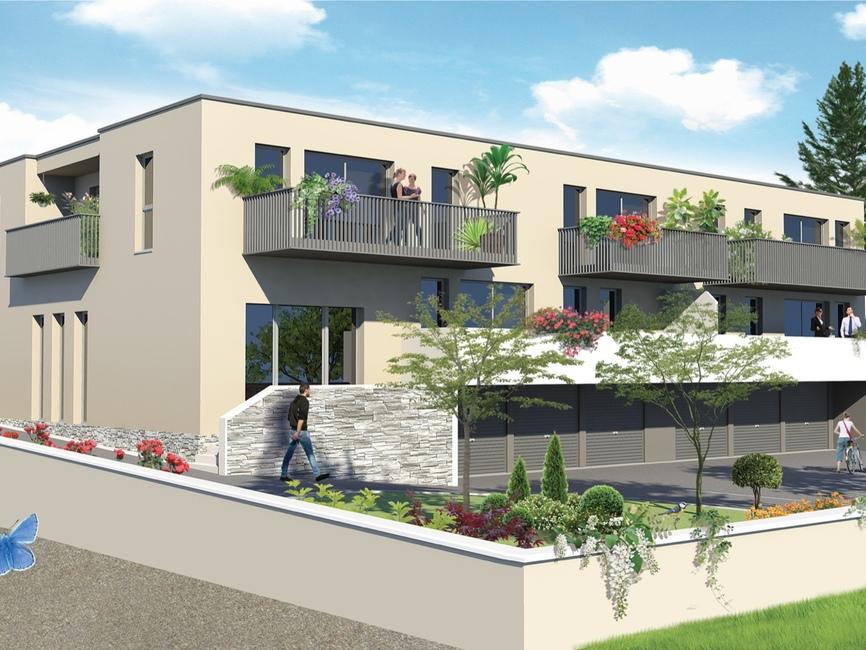 Résidence Neuve avec terrasse Les Abrets (38490)