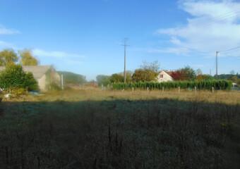Vente Terrain 840m² Courcelles-de-Touraine (37330) - Photo 1
