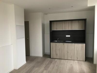 Location Appartement 1 pièce 20m² Saint-Étienne (42000) - photo