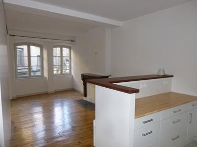 Location Appartement 3 pièces 58m² Saint-Étienne (42000) - photo