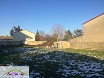 Vente Terrain 1 150m² Les Abrets (38490) - photo