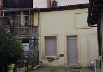 Vente Appartement 2 pièces 25m² Mulhouse (68100) - photo