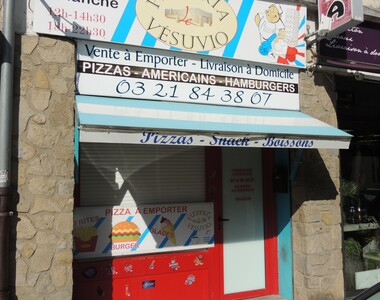 Sale Commercial premises 3 rooms 37m² Étaples sur Mer (62630) - photo