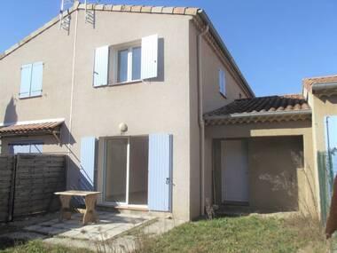 Vente Maison 4 pièces 81m² VALLON PONT D'ARC - photo
