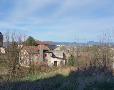 Vente Terrain 850m² Pérignat-sur-Allier (63800) - photo