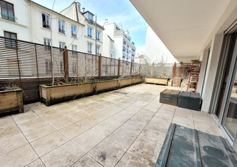 Vente Appartement 3 pièces 71m² Paris 19 (75019) - Photo 1