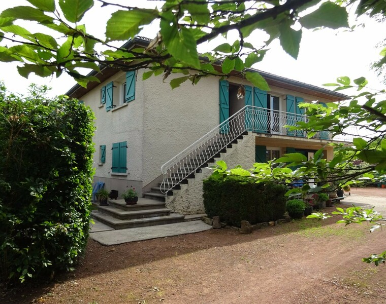 Vente Maison 121m² secteur Charlieu - photo