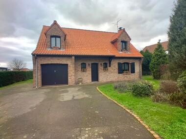 Vente Maison 4 pièces 160m² Lestrem (62136) - photo