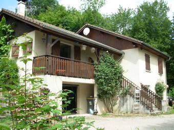 Vente Maison 6 pièces 125m² Bilieu (38850) - photo