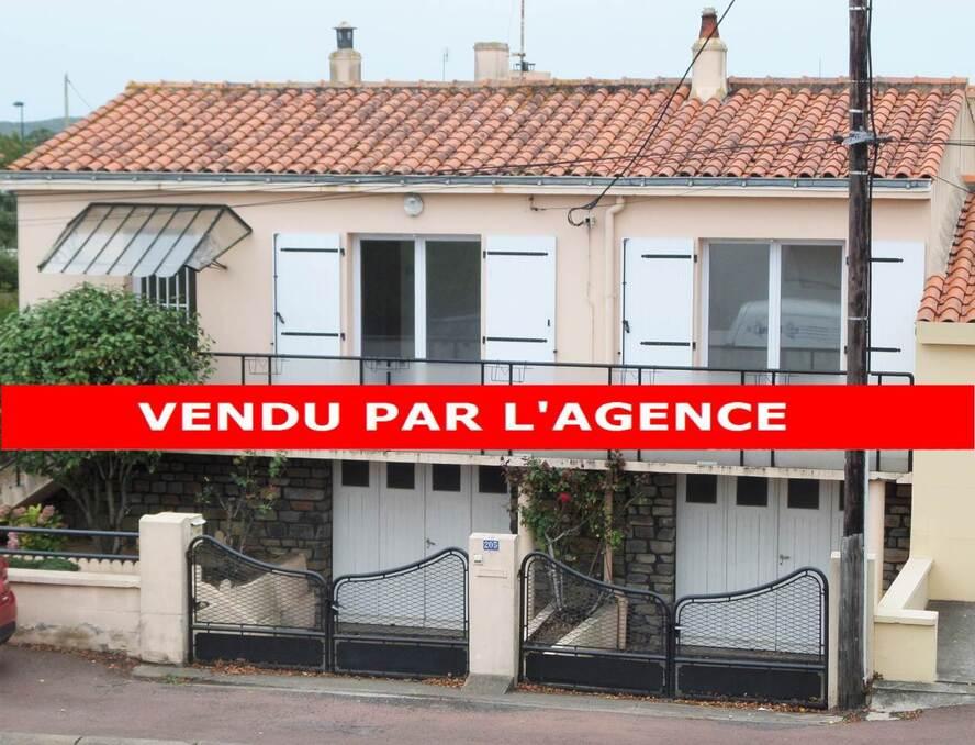Vente Maison 3 pièces 82m² Olonne-sur-Mer (85340) - photo