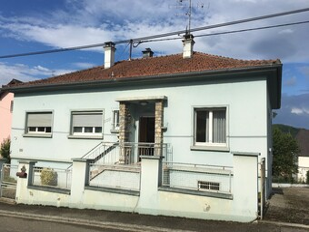Vente Maison 4 pièces 90m² Walheim (68130) - photo