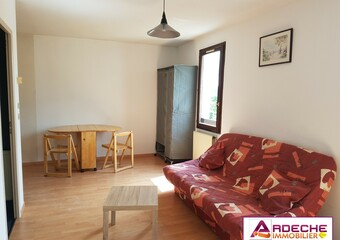 Location Appartement 1 pièce 30m² Privas (07000) - Photo 1