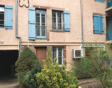 Renting Apartment 3 rooms 50m² Luxeuil-les-Bains (70300) - photo