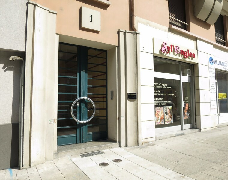 Location Local commercial 2 pièces 40m² Grenoble (38000) - photo
