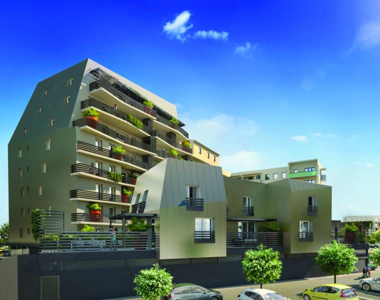 Renting Apartment 4 rooms 76m² Échirolles (38130) - photo