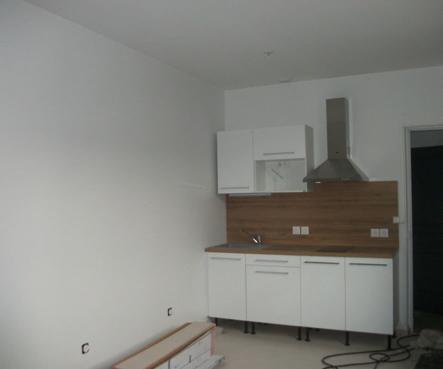 Location Appartement 2 pièces 34m² Chauny (02300) - photo