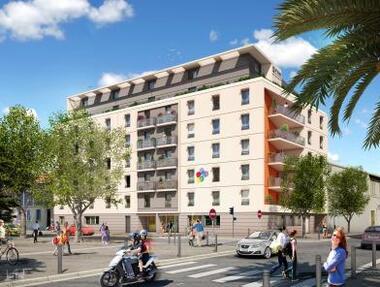 Vente Appartement 1 pièce 30m² Marseille 03 (13003) - photo